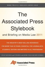 Associated Press 2010 Stylebook and Briefing on Media Law